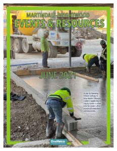 The June 2021 Resource Guide for the Martindale-Brightwood neighborhood